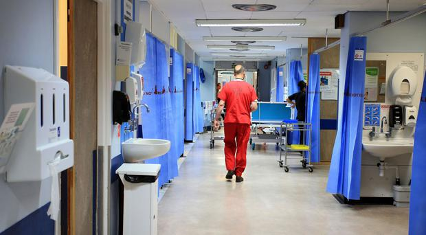 Hospitals in England have exceeded the 85% bed occupancy target in every quarter leading up to this winter
