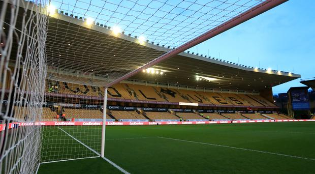 Police said the trouble began after Birmingham scored a second goal