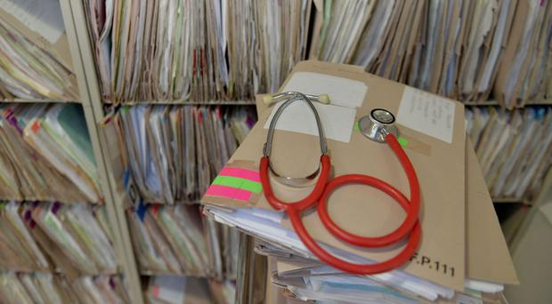 The documents, sent between GPs and hospitals, never reached their recipients