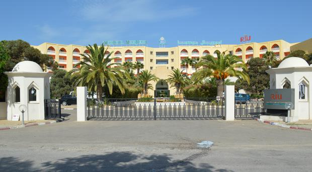 Gunman Seifeddine Rezgui opened fire at the five-star Riu Imperial Marhaba Hotel in Sousse