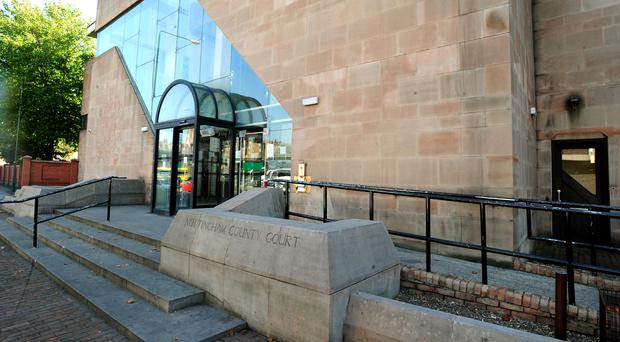 Ian Paterson is standing trial at Nottingham Crown Court after denying 20 counts of wounding with intent against nine women and one man over procedures carried out between 1997 and 2011