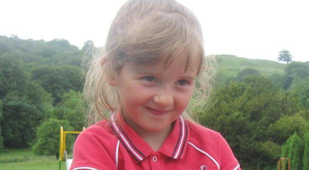 April Jones was abducted and murdered by paedophile Mark Bridger in 2012 (Dyfed-Powys Police/PA)