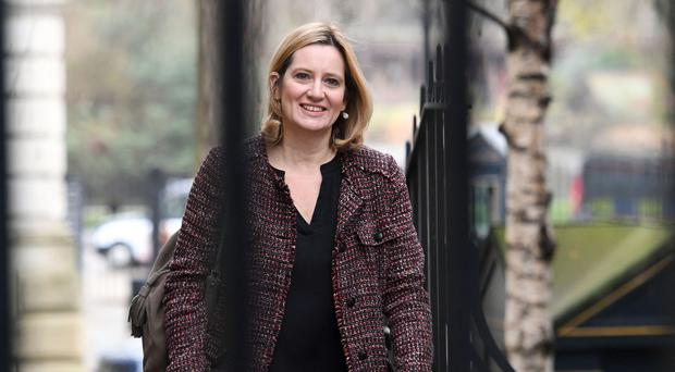 Home Secretary Amber Rudd has written to every peer urging them not to back the Opposition amendment to the legislation
