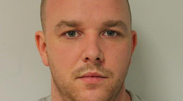 Derry MCCann, 28, pleaded guilty to three counts of rape