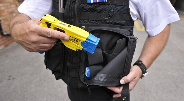 The X2 replaces the current analogue X26 Taser