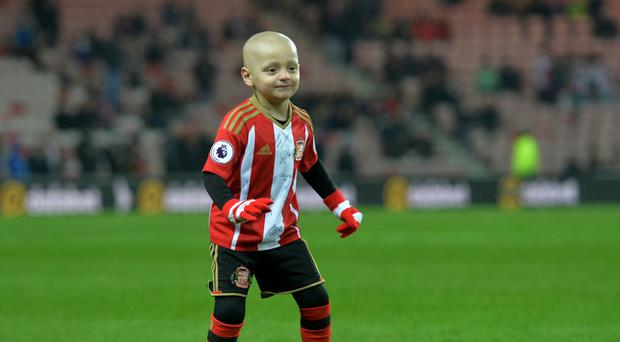 Terminally ill Bradley Lowery has been picked to lead England out at Wembley this month