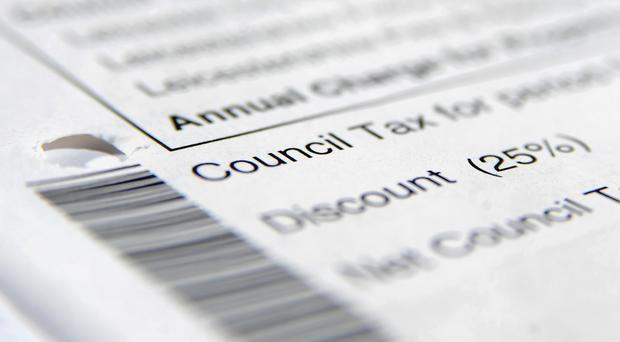 Average council tax bills in England will reach almost £1,600 this year