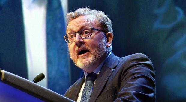 David Mundell has condemned a 'homophomic' comment from a pro-independence blogger