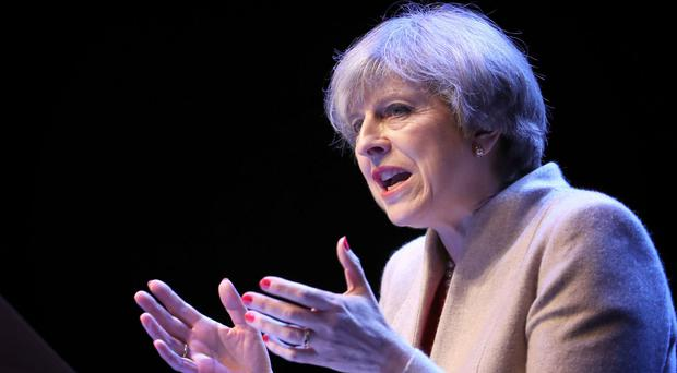 Prime Minister Theresa May is facing renewed pressure over the future of three million EU nationals living in the UK