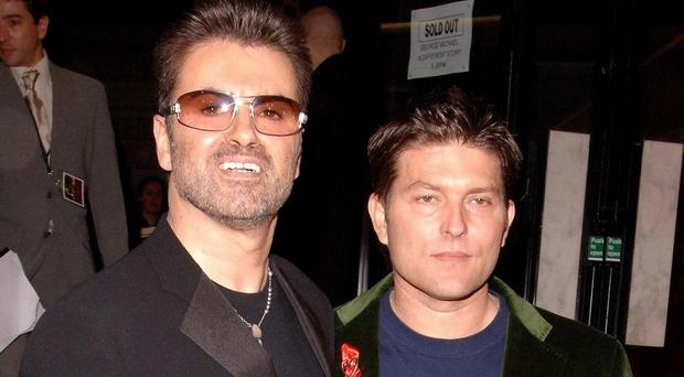George Michael and Kenny Goss split in 2009, although the star did not reveal the break-up until 2011