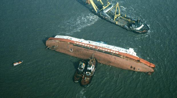 Almost 200 people were killed when the Herald of Free Enterprise capsized outside Zeebrugge, Belgium, 30 years ago