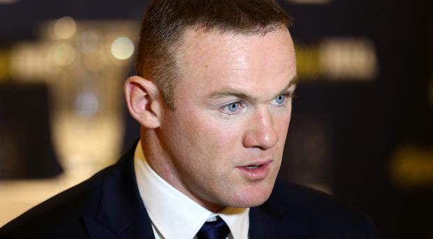 NSPCC ambassador Wayne Rooney has backed a new Childline campaign that encourages boys to speak out about suicidal feelings