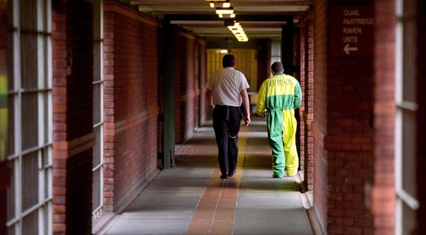The teenager is said to have been locked up for more than 23 hours a day at Feltham prison