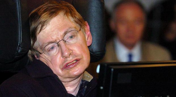 Stephen Hawking has called for Jeremy Corbyn to stand down as Labour leader