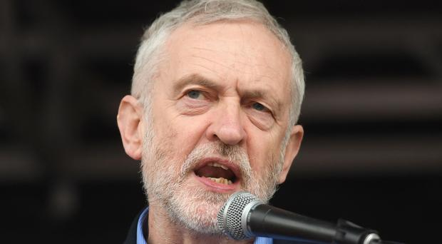 Jeremy Corbyn blamed 'media obsession' for reports of disunity within his party