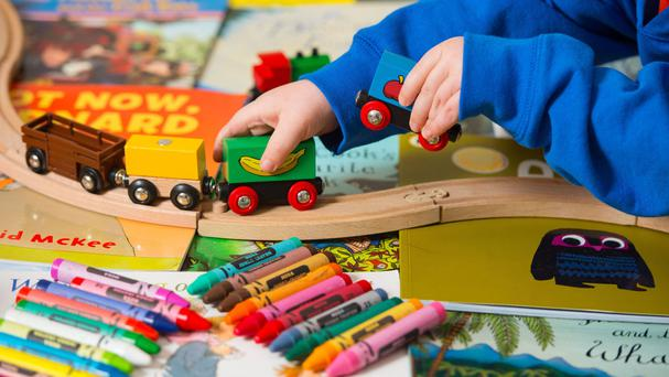 Students could help parents struggling to find childcare under a new scheme