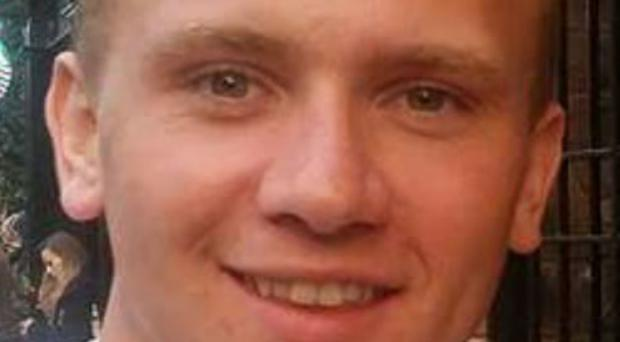 Police are searching for Corrie McKeague