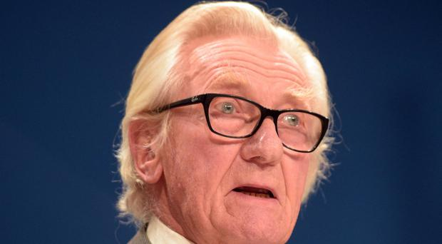 Conservative former Cabinet minister Lord Heseltine has been sacked as a government adviser after rebelling over Brexit.