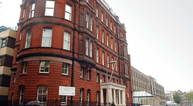 Staff at Great Ormond Street Hospital were praised for their actions