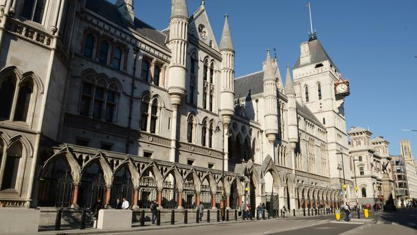 The hearing was held at the High Court