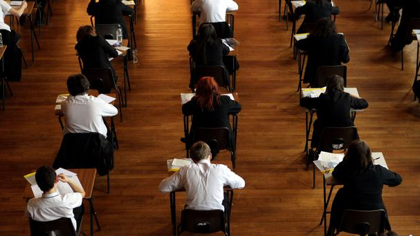 Many schools are cutting GCSE and A-level courses to cope with cutbacks, a union has warned