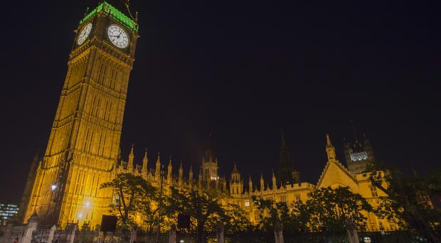 The Palace of Westminster is a Unesco world heritage site