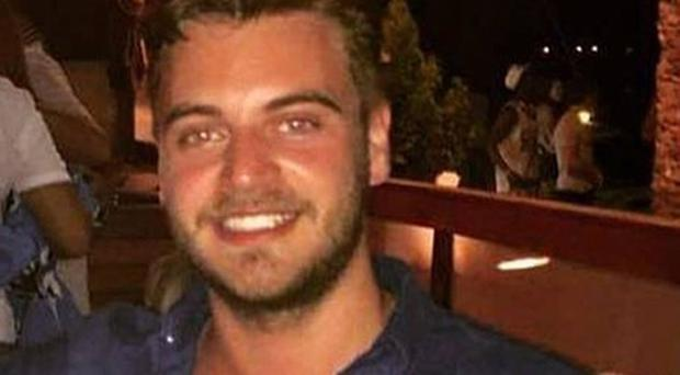 Thomas Hulme died after being punched by Alexander Thomson in a minicab (City of London Police/PA)