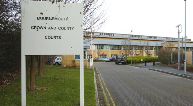 Cyril Rowe, 78, was jailed at Bournemouth Crown Court after being convicted of three counts of indecent assault