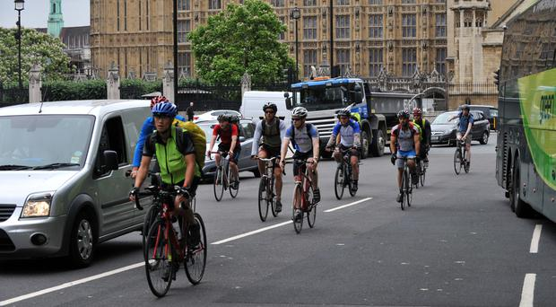 Police are aiming to cut the number of deaths and injuries among cyclists on the roads