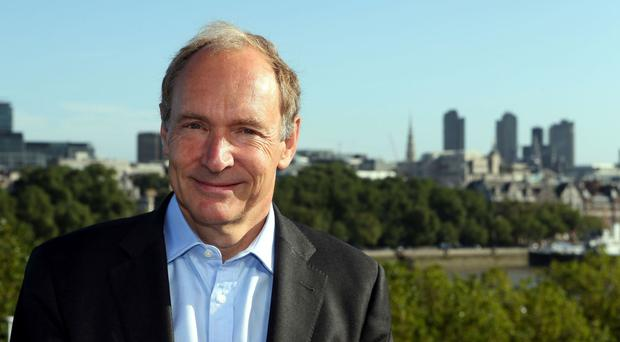Sir Tim Berners-Lee said misuse of data has created a 'chilling effect on free speech'