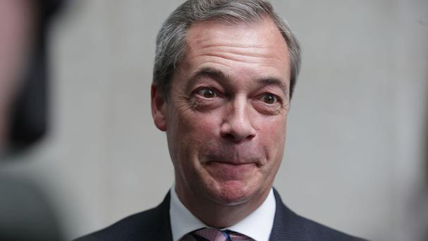 Nigel Farage failed to win South Thanet for Ukip in 2015