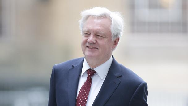 David Davis said the Chancellor did not hide the details of his National Insurance reforms from the Cabinet