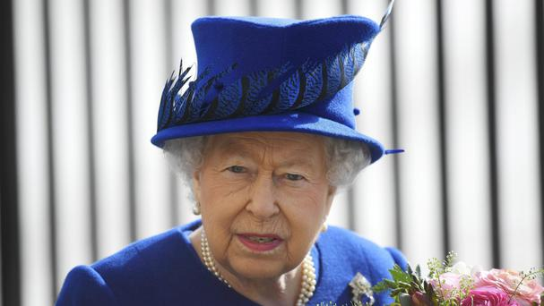 Queen Elizabeth II Shares a Message of