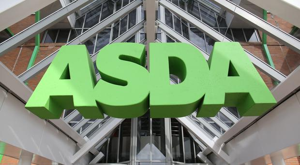 The entrance to Asda's head office in Leeds (Chris Radburn/PA)