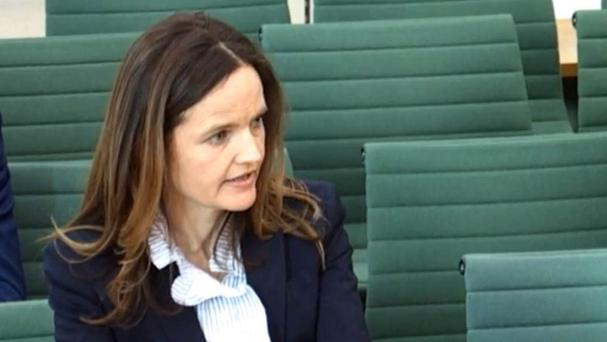 BOE Deputy Governor Charlotte Hogg Resigns After Critical Report class=