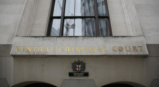 Rosalin Baker is on trial at the Old Bailey