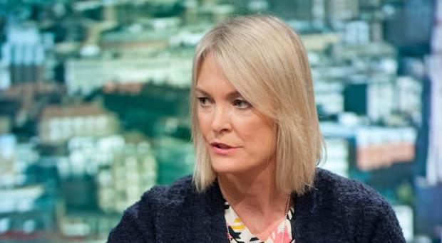 Margot James said there was going to be a review over tax later in the year (BBC/PA)