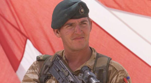 Former Royal Marine Sergeant Alexander Blackman says his judgment at the time of the shooting was affected by a mental disorder