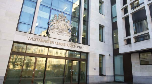 Pc Joshua Savage will appear at Westminster Magistrates' Court