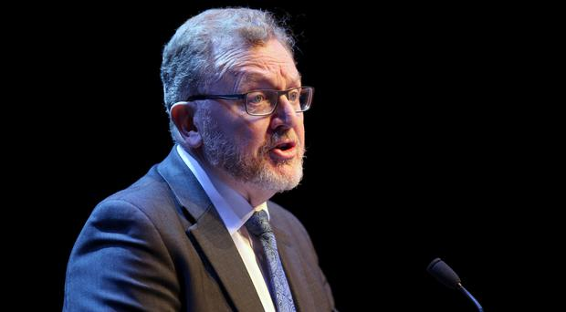 Scottish Secretary David Mundell said the UK Government will not enter into 'discussions or negotiations' on a request for the legal power to hold indyref2