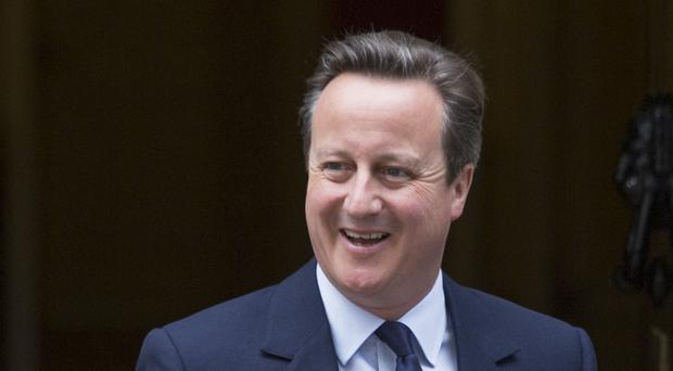 David Cameron said the Conservatives spent well under the cap for the election spending limit