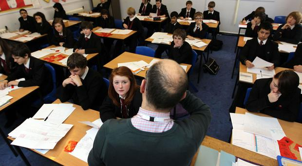 The average secondary in England is facing losses of almost 300,000 pounds, the report found