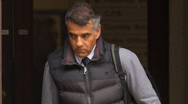 John De'Viana denied subjecting his daughters to years of physical and emotional abuse