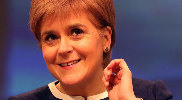 Nicola Sturgeon is set to address the SNP spring conference in Aberdeen