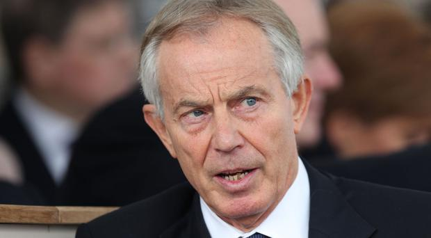 Tony Blair said the Government faced negotiations of