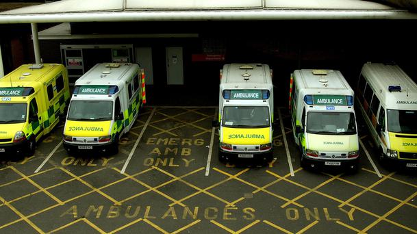 The runner was pronounced dead at Queen's Medical Centre