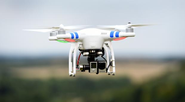 Around 21 police forces are reported to be experimenting with drone technology