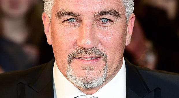 Paul Hollywood said new Great British Bake Off judge Prue Leith reminded him of his mother-in-law