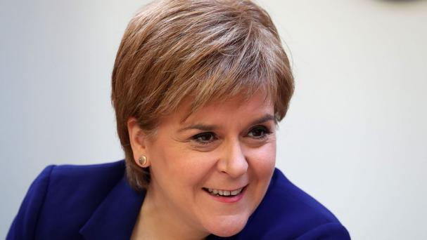 Nicola Sturgeon will call on MSPs to back her request to Westminster for a Section 30 order, allowing for a legally-binding independence referendum to be held