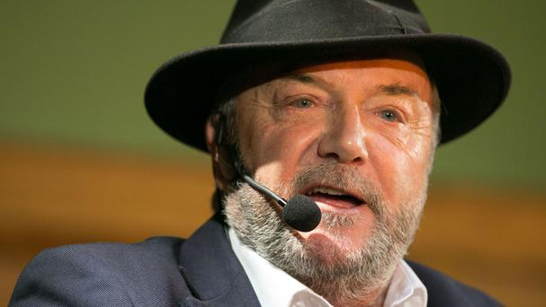 Mr Galloway was expelled from the Labour party in 2003